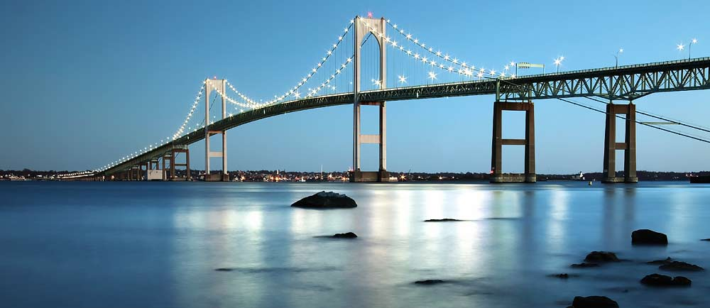 Claiborne-Pell-Newport-Bridge-in-Jamestown-Road-Island-1