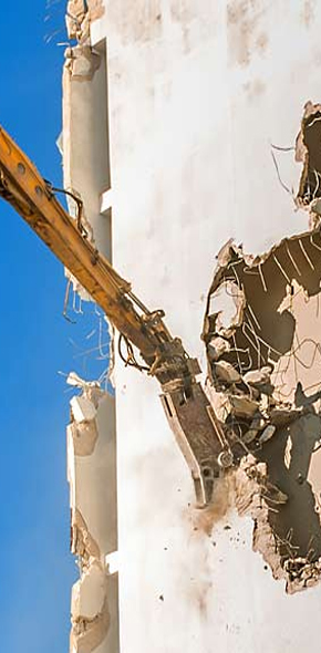 Demolition Plan Design Engineering Consulting Services