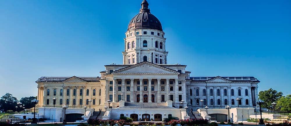 Kansas-State-Capitol-in-Topeka-Kansas-1