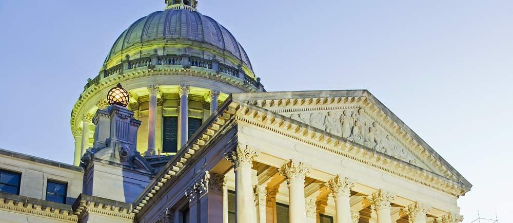 Old-Mississippi-State-Capitol-in-Jackson-Mississippi-1