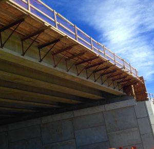 Bridge Overhang Brackets