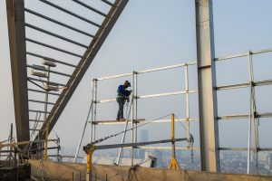 Fall Prevention on Your Commercial Construction Site