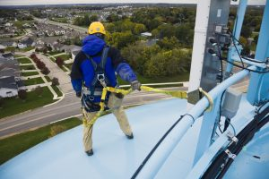 Choosing the Correct Fall Protection System